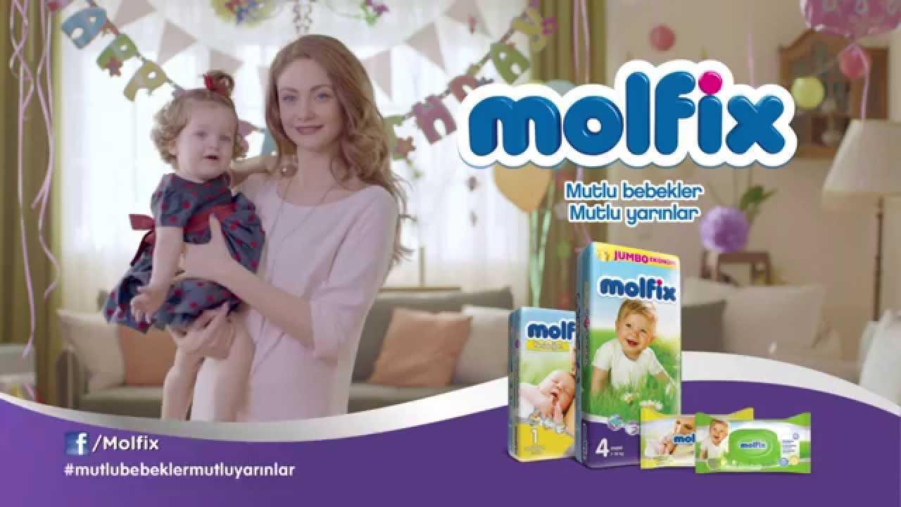 Molfix Reklamı